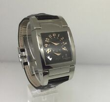 DE GRISOGONO UNO DF N13 STAINLESS STEEL AUTOMATIC WATCH NEW!!! $12,500 RETAIL!!!