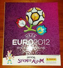 ALBUM VUOTO PANINI UEFA EURO 2012 ED. OMAGGIO RUSSIA/RUSSIAN FREE EDITION