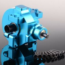 Alloy Gear Box Drive & Diff.Gear 02051 02024 02030 For RC 1/10 HSP RedCat BLUE