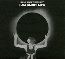 I am Kloot - Hold Back the Night I am Kloot Live - CD