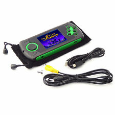 "2.8"" new megadrive portable video game 16 bit handheld console de jeu 100 + jeux"