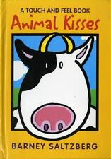 Animal Kisses (A Touch and Feel Book) by Barney Saltzberg, Good Book