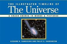 The Illustrated Timeline of the Universe: A Crash Course in Words & Pictures