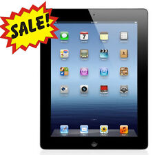 Apple iPad 2 16GB, Wi-Fi, 9.7in - Black Tablet (MC769LL/A) - Warranty Included