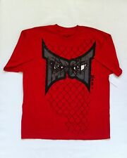 BNWT Tapout  Tap Out Men's t-shirt Sz M new Red