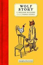 Wolf Story by William McCleery c2012, VGC Hardcover, We Combine Shipping