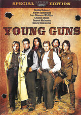 Young Guns ~ Kiefer Sutherland ~ Special Edition DVD WS dts ~ FREE Shipping USA