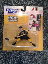 1996 Adam Oates Starting Lineup With Card Mint Condition Boston Bruins NHL