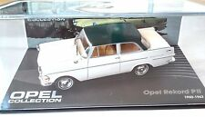 OPEL REKORD P2 1960-1963 - VOITURE MINIATURE COLLECTION - IXO 1/43 CAR AUTO -43