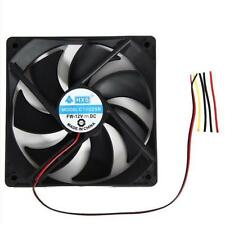 1PCS 120x25mm 120mm 12V 4Pin DC Brushless PC Computer Case Cooling Fan 1800PRM