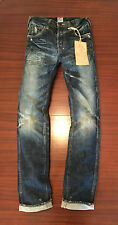 New PRPS Rare Made In Japan Rambler Distressed Selvedge Jeans Men's W28 – 30 L34