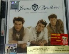 Jonas Brothers - Lines, Vines and Trying Times (malaysia edition) Brand New Cd
