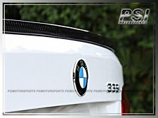 Carbon Fiber Trunk Spoiler Lip for 2007-2013 BMW E92 Coupe 320i 328i 335i M3 CF