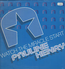 PAULINE HENRY - Watch The Miracle Start - Sony Soho Square