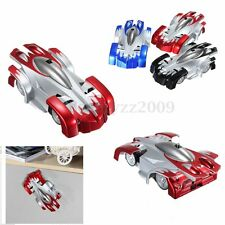 NewRemote Control RC Spiderman Wall Climbing Stunt Car Toy Kids Christmas Gift
