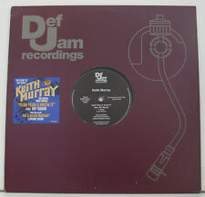 """KEITH MURRAY YEAH YEAH U KNOW IT FEAT. DEF SQUAD 12"""" MAXI SINGLE (i686)"""