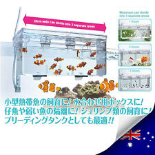 Aquarium 4.2L External Hang-on Multi-functional Divider Tank for Fish & Shrimps