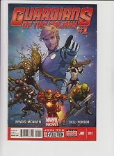 Guardians of the Galaxy #1 (2013) NM/MT