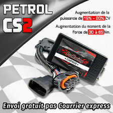 Boitier Additionnel puce RENAULT Clio III 1.2 55 kW 75 CV 2008-2014 Chip Box CS2