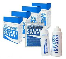Pocari Sweat powder 74g * 20 pack +Squeeze Bottle 1EA Ion Supply Sports Drink