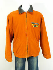 SCOTCH & SODA JACKE GR.L / ORANGE & NEUWERTIG - WINTERWARM   ( L 1159 R )