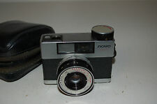 Lomo 135BC Vintage Soviet Spring Motor Drive Viewfinder Camera and Case. 8306230