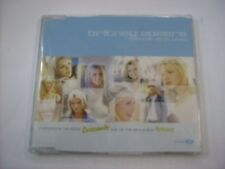 BRITNEY SPEARS - I'M NOT A GIRL NOT YET A WOMAN - CD SINGLE NEW 2001 W/INSERT