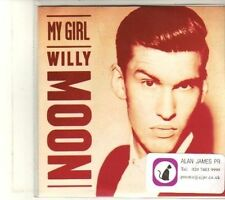 (DR891) Willy Moon, My Girl - DJ CD