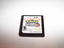 Pokemon White Version 2 (Nintendo DS) Lite DSi XL 3DS 2DS Game