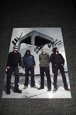 KYUSS LIVES! signed 8x11 inch autograph Photo InPerson in Germany SCARCE!