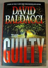 The Guilty by David Baldacci Brand New 1st 1st  (Hardcover, 2015)