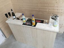 home bar  Micro Pub cave patio Summer house garden bar 003