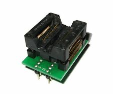SOIC28 to DIP28 ADAPTER | SUPPORTS MOST PROGRAMMERS | ADP-028 | SOIC20 | SOIC16