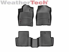 WeatherTech Floor Mats FloorLiner for Honda Civic Coupe - 2016-2017 - Black