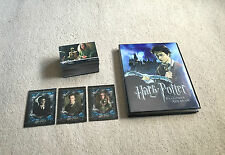Harry Potter and the Prisoner of Azkaban Card Bundle- w./ Collector Binder