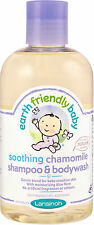 Lansinoh EARTH FRIENDLY BABY SOOTHING CHAMOMILE SHAMPOO & BODYWASH Baby BN