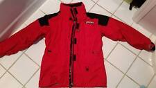 $400+ Spyder Womens Red & Black Insulated Jacket Ladies Ski Coat Size 8  AWESOME