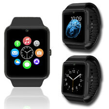 Stylish GSM Wireless Watch Cell Phone w/ Bluetooth Spy Camera MP3 MP4 ~Unlocked!