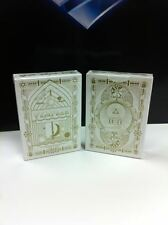 Templar Deck Gold Limited Edition Playing Cards