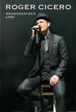 Hommes affaires-Live! par roger Cicero (2007), nouveau OVP, DVD