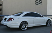 "20"" RF15 Road Force Staggered Wheels For Mercedes W212 E350 E500 E550 Rims Set"