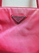 prada nylon shoulder bag Tote Pink