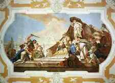 Giovanni Battista Tiepolo Palazzo Patriarcale The Judgment Of Solomon 5 A3 Box C