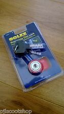 SCOOTER DISC LOCK . GP-LI-SX-TV. BRAND NEW