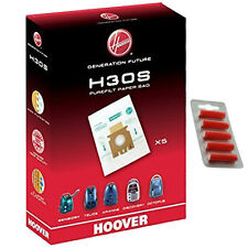 5 x HOOVER H30S Purefilt Bags for Discovery Vacuum Genuine H30 Super + Fresh
