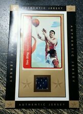 2004-05 Fleer Tradition #112 Yao Ming with Jersey Swatch Houston Rockets