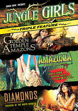 Jungle Girls Triple Feature (DVD, 2006, 3-Disc Set)
