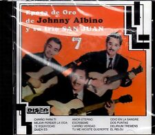 JOHNNY ALBINO Y EL TRIO SAN JUAN EPOCA DE ORO VOL.7- CD