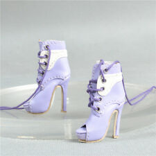 """High-heel Shoes For 1/6 Scale Female 12"""" Action Figure 1:6 Phicen Toy P06"""