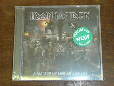 IRON MAIDEN A matter of life and death CD NEUF